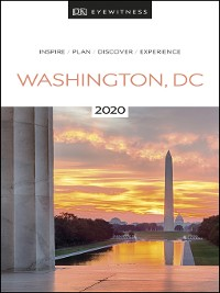 Cover DK Eyewitness Travel Guide Washington, DC