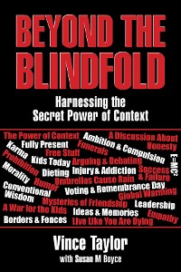 Cover Beyond the Blindfold