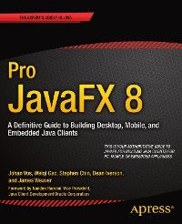 Cover Pro JavaFX 8