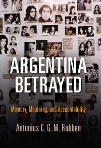 Cover Argentina Betrayed