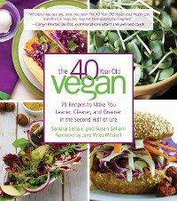 Cover The 40-Year-Old Vegan