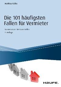 Cover Die 101 häufigsten Fallen für Vermieter