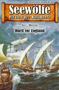 Cover Seewölfe - Piraten der Weltmeere 647