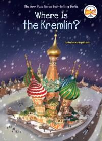 Cover Where Is the Kremlin?