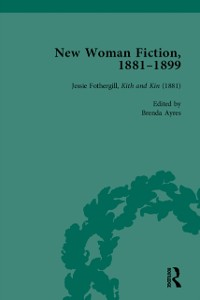 Cover New Woman Fiction, 1881-1899, Part I Vol 1