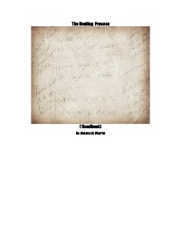 Cover The Healing Process (Handbook)