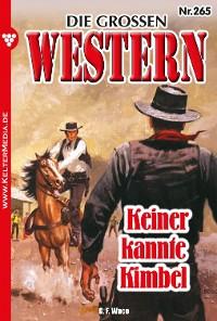 Cover Die großen Western 265