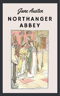 Cover Jane Austen - Northanger Abbey