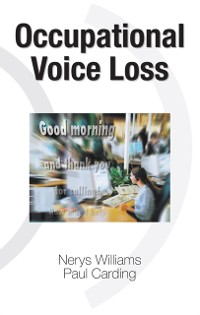 Cover Occupational Voice Loss