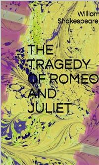 Cover The Tragedy Of Romeo And Juliet