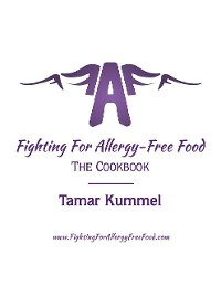 Cover Fighting for Allergy Free Food: The Cookbook