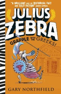 Cover Julius Zebra: Grapple with the Greeks!