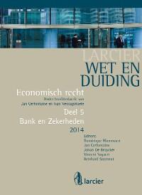 Cover Wet en Duiding Bank en Zekerheden