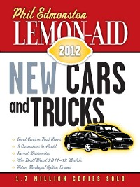 Cover Lemon-Aid New Cars and Trucks 2012