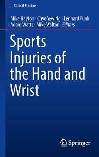Cover Sports Injuries of the Hand and Wrist