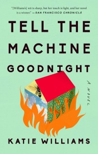 Cover Tell the Machine Goodnight