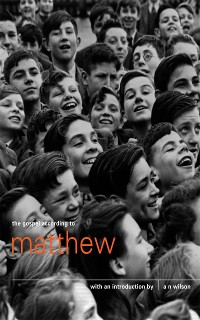 Cover The Gospel According to Matthew