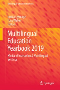 Cover Multilingual Education Yearbook 2019