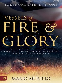 Cover Vessels of Fire and Glory