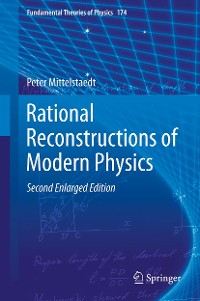 Cover Rational Reconstructions of Modern Physics