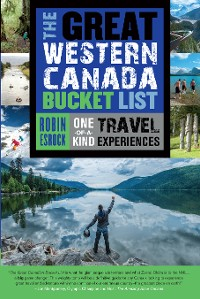 Cover The Great Western Canada Bucket List