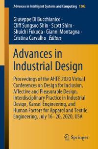 Cover Advances in Industrial Design