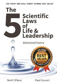 Cover The 5 Scientific Laws of Life & Leadership