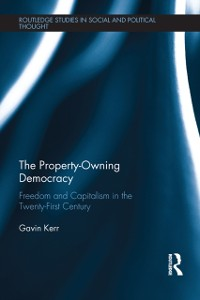 Cover Property-Owning Democracy