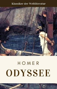 Cover Homer - Odyssee