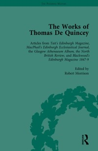 Cover Works of Thomas De Quincey, Part III vol 16