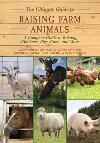 Cover Ultimate Guide to Raising Farm Animals