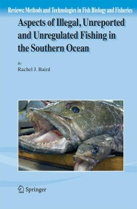 Cover Aspects of Illegal, Unreported and Unregulated Fishing in the Southern Ocean