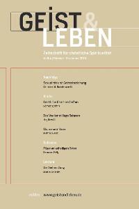 Cover Geist & Leben 4/2018