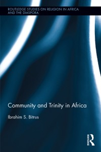 Cover Community and Trinity in Africa