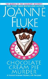 Cover Chocolate Cream Pie Murder