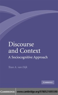 Cover Discourse and Context