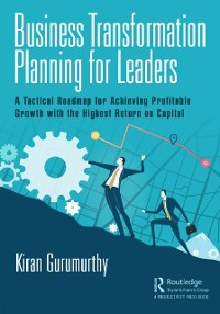 Cover Business Transformation Planning for Leaders