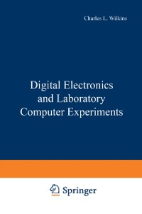 Cover Digital Electronics and Laboratory Computer Experiments