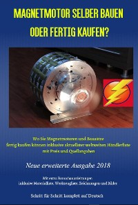 Cover Magnetmotor selber bauen oder fertig kaufen?