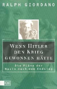 Cover Wenn Hitler den Krieg gewonnen hätte