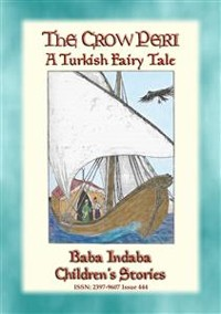 Cover THE CROW PERI - A Turkish Fairy Tale