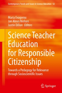 Cover Science Teacher Education for Responsible Citizenship