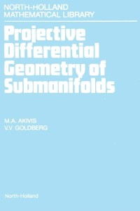 Cover Projective Differential Geometry of Submanifolds