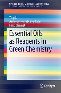 Cover Essential Oils as Reagents in Green Chemistry