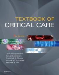 Cover Textbook of Critical Care E-Book