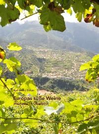 Cover Europas süße Weine