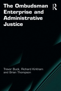 Cover Ombudsman Enterprise and Administrative Justice