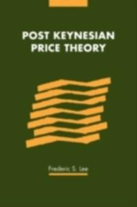 Cover Post Keynesian Price Theory