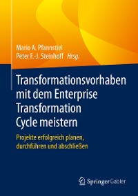 Cover Transformationsvorhaben mit dem Enterprise Transformation Cycle meistern