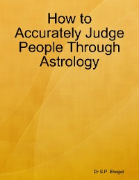 Cover How to Accurately Judge People Through Astrology